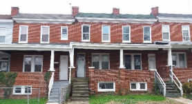 709 Cator Avenue Baltimore, MD 21218