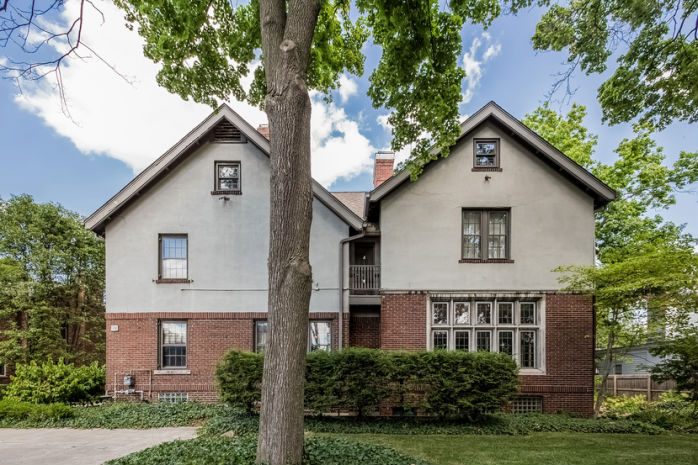 12 Rathbone Pl, Grosse Pointe, MI 48230