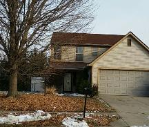 4210 Lakefield Ct Indianapolis, IN 46254