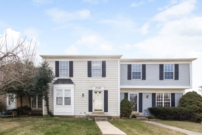 17503 Longview Ln, Olney, MD 20832