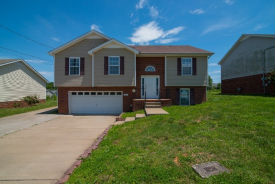3399 Bradfield Drive Clarksville, TN 37042