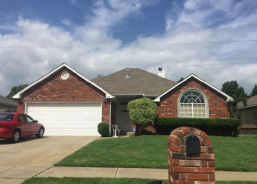 1612 S Narcissus Pl Broken Arrow, OK 74012