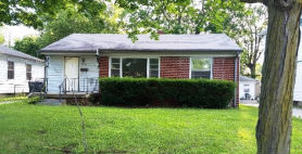 3718 N Dequincy St Indianapolis, IN 46218