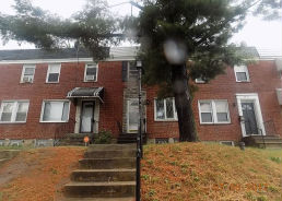 3907 Balfern Ave Baltimore, MD 21213