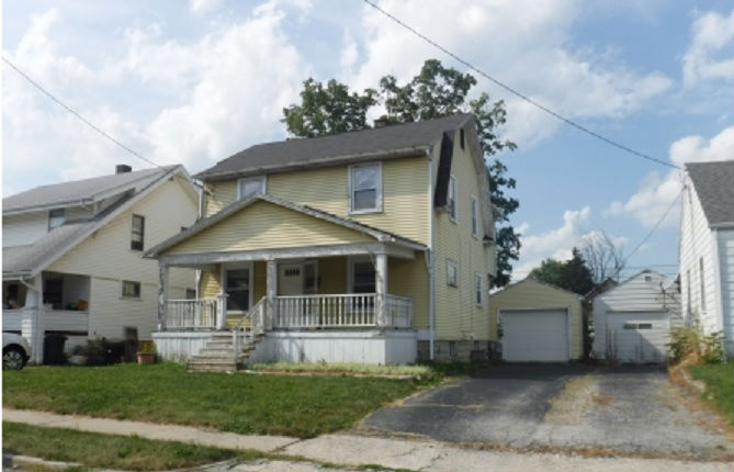 310 Powhatten St, Marion, OH 43302
