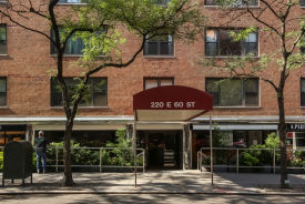 220 East 60th Street Unit#3-B New York, NY 10021