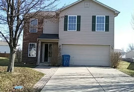 5412 POWDER RIVER CT Indianapolis, IN 46221