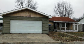 207 W Indiana Oblong, IL 62449